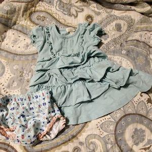 Matilda Jane ruffle dress